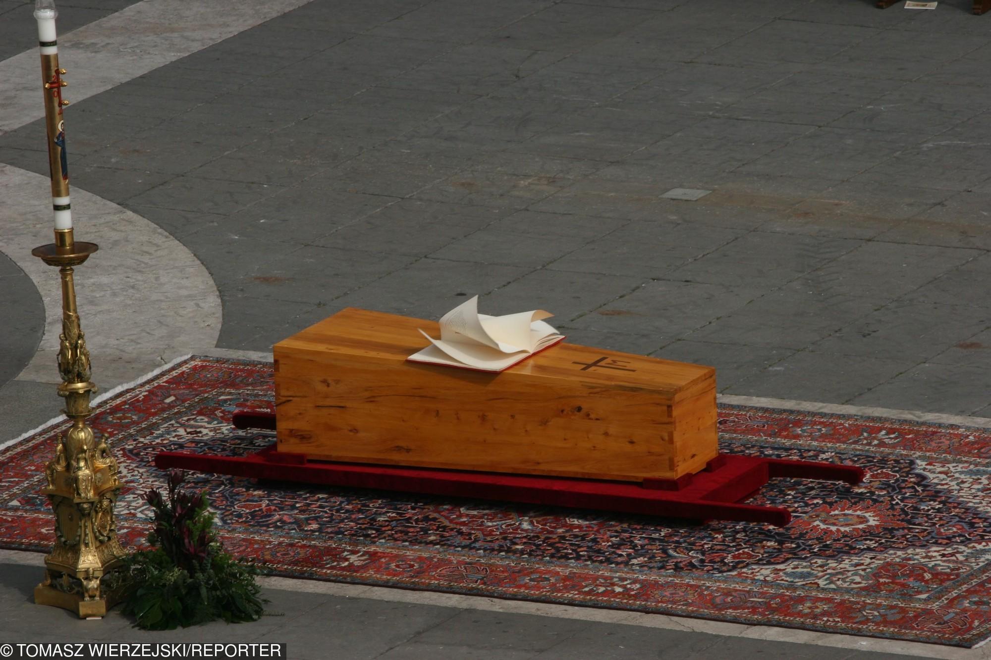 15 lat temu Jan Paweł II odszedł do domu Ojca Pamiętamy!