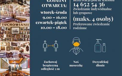 Muzeum Miejskie w Tuchowie otwarte dla zwiedzających