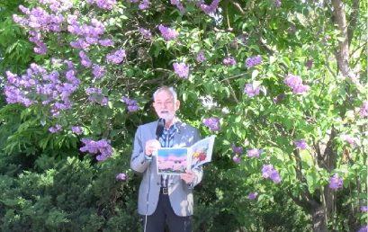 """Pełne humoru portrety kwiatów – """"Bzy"""""""