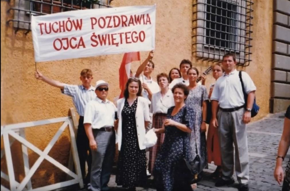 Zespół Pokolenia wspomina św. Jana Pawła II
