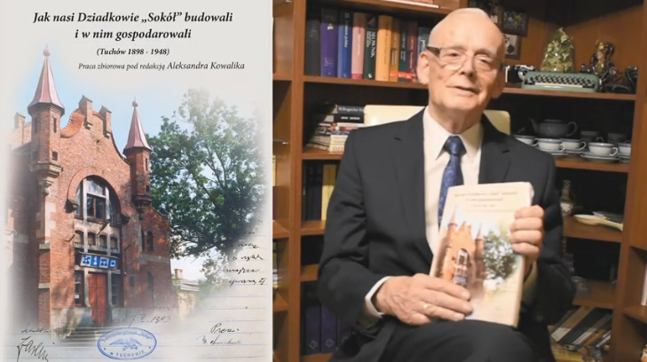 """Jak nasi Dziadkowie """"Sokół"""" budowali i w nim gospodarowali"""" (Tuchów 1898 – 1948) z cyklu Czytamy tuchowskie publikacje"""