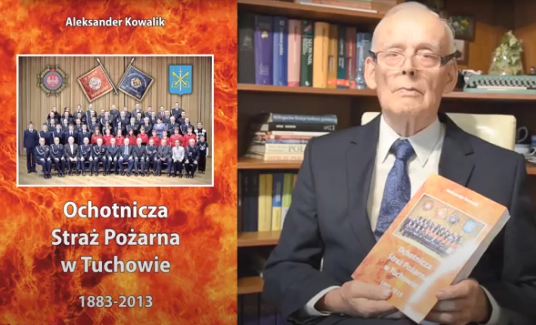 """""""Ochotnicza Straż Pożarna w Tuchowie 1883-2013"""" – z cyklu Czytamy tuchowskie publikacje"""