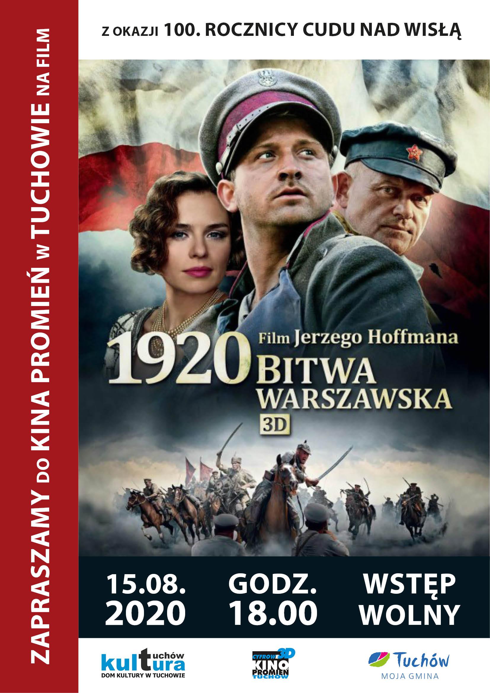"""""""1920 Bitwa Warszawska"""" w kinie """"Promień"""""""