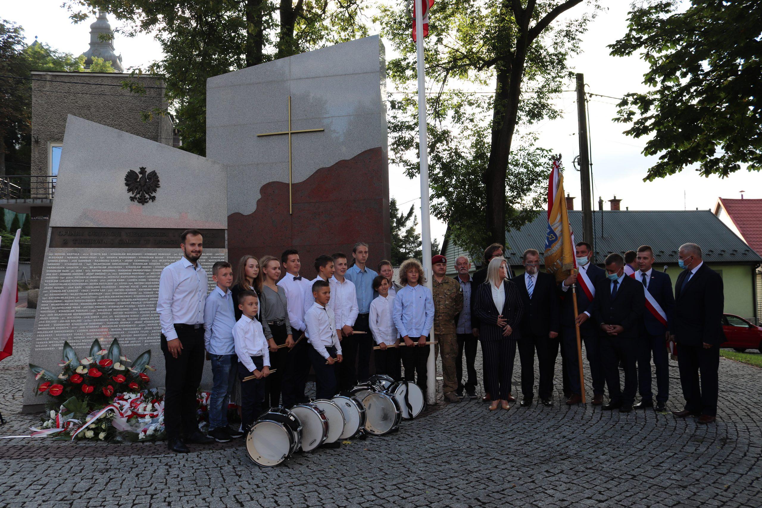 1 września – tuchowianie uczcili pamięć poległych!
