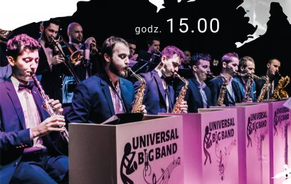 "Big Band ""Universal"" zagra dla Leosia"