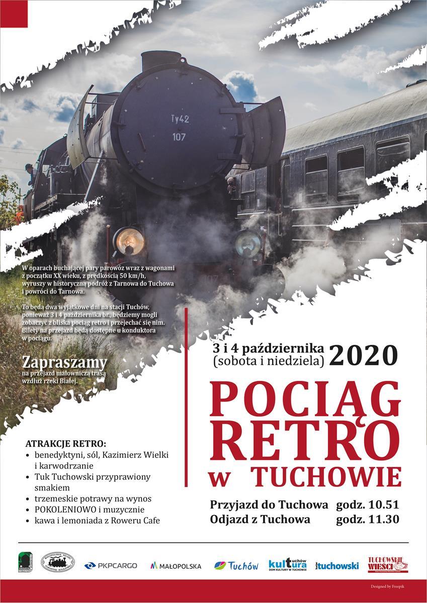 3-4 października 2020 – Parowozem z Tuchowa do Tarnowa!