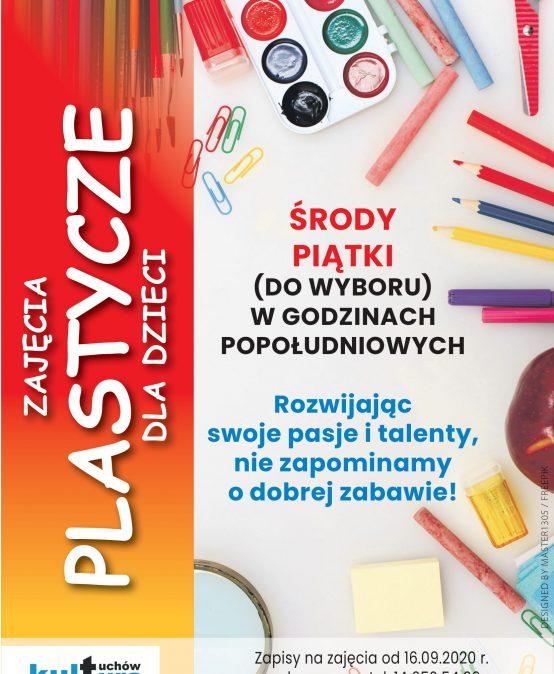 Odkryj i rozwijaj swoje talenty na zajęciach plastycznych!