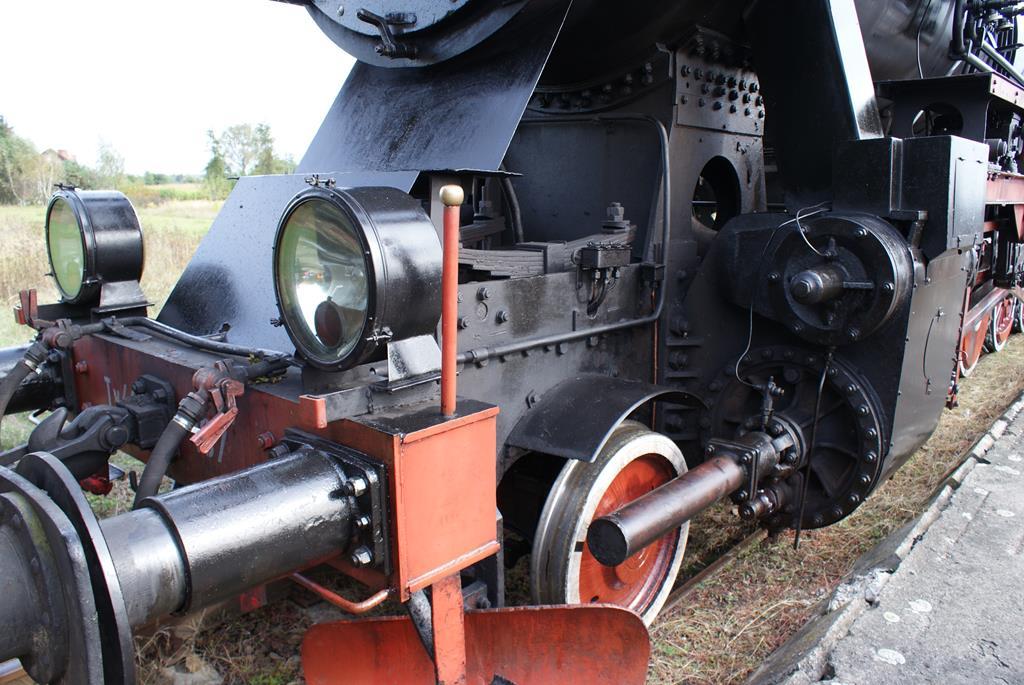 Radio ESKA o pociągu retro