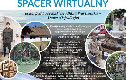 Zapraszamy na wirtualną wędrówkę szlakiem historycznym http://szlakniepodleglosci.eu