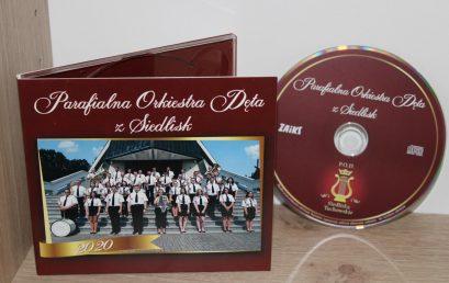 Parafialna Orkiestra Dęta z Siedlisk wydała swoją płytę!