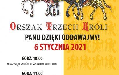 IV Tuchowski Orszak Trzech Króli – orszakowy przejazd ulicami Tuchowa