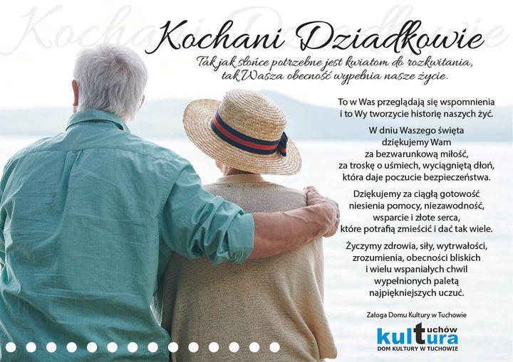 Najlepsze życzenia dla wszystkich Dziadków z okazji ich święta!