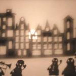 Bałwankowe opowieści, gry i zabawy – teatrzyk cieni