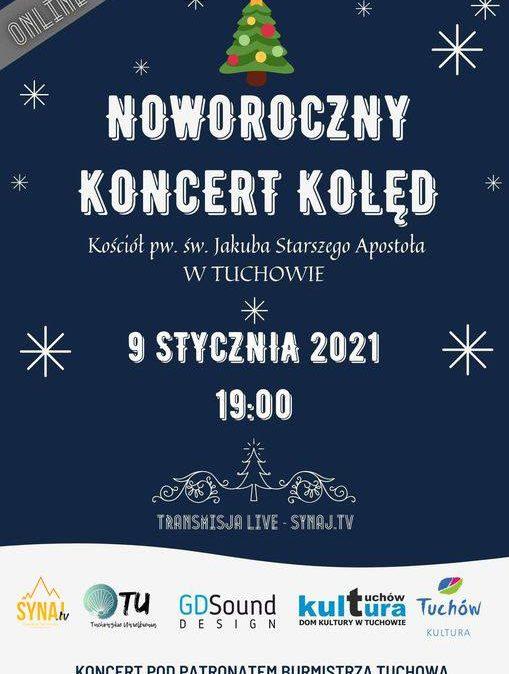 Noworoczny koncert kolęd online