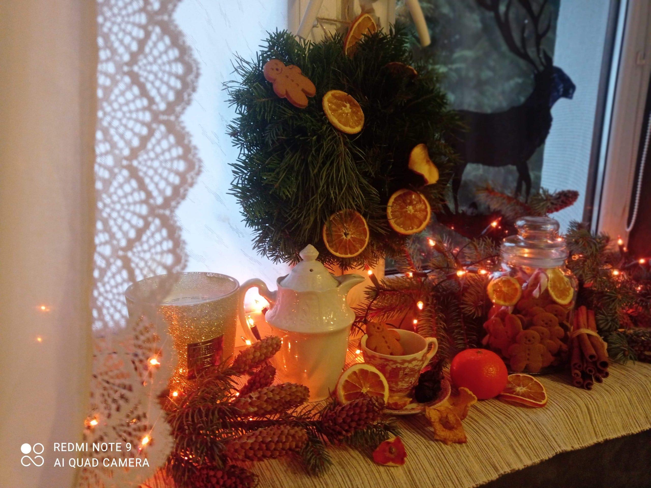 """Rodzinny Konkurs Kreatywny """"Moje świąteczne okno"""" za nami!"""