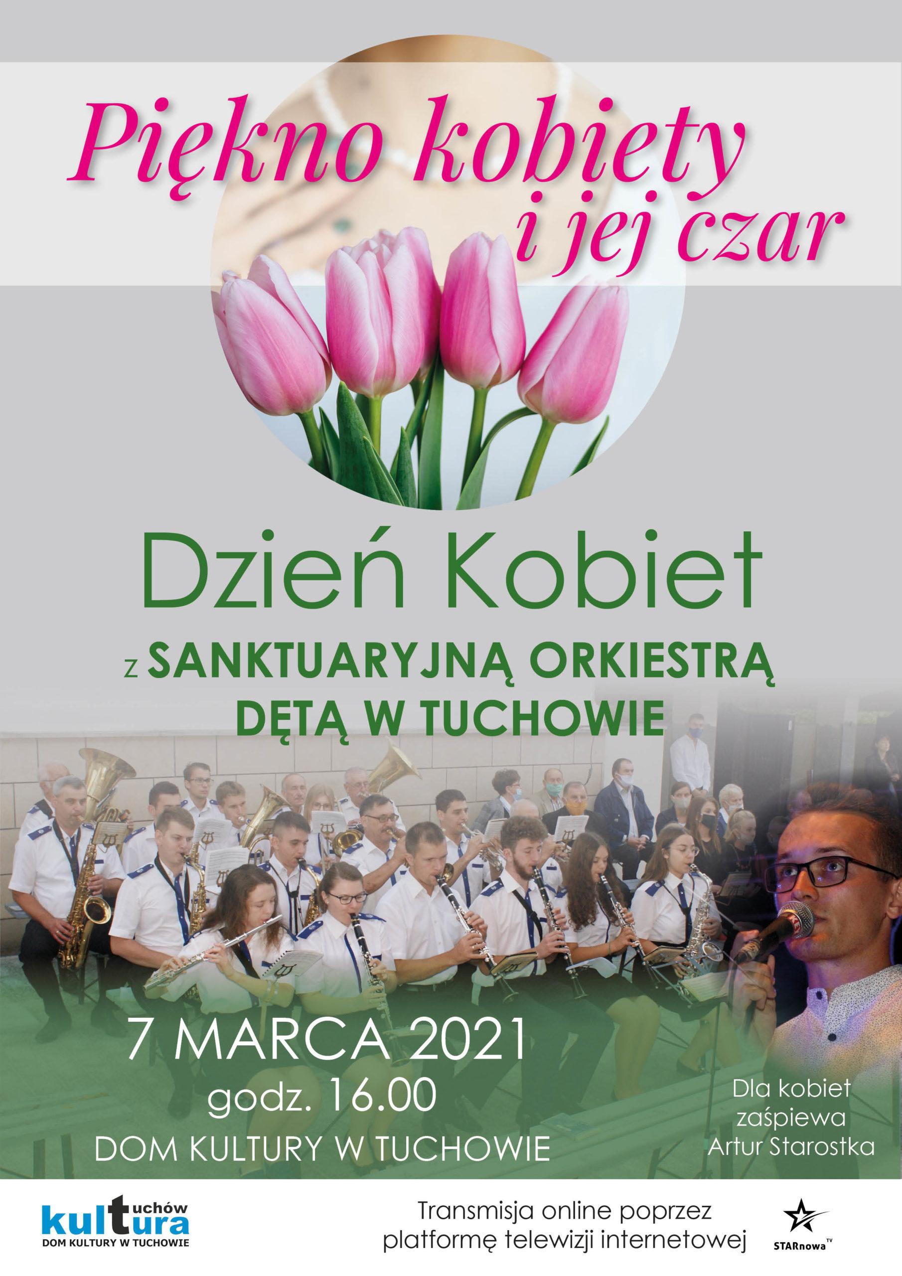 Dzień Kobiet z Sanktuaryjną Orkiestrą Dętą w Tuchowie