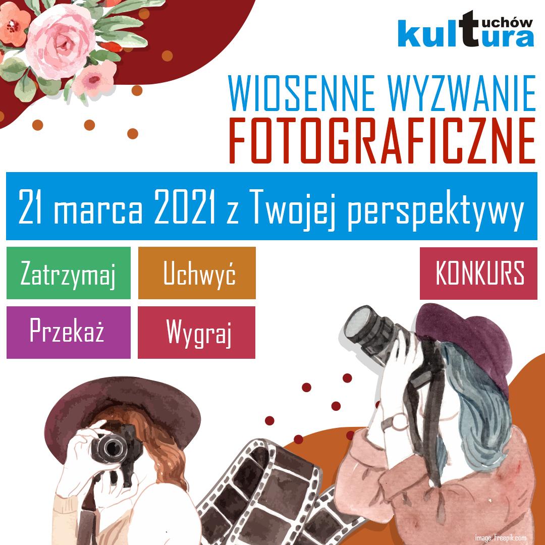 Fotograficzne wyzwanie z okazji pierwszego dnia wiosny