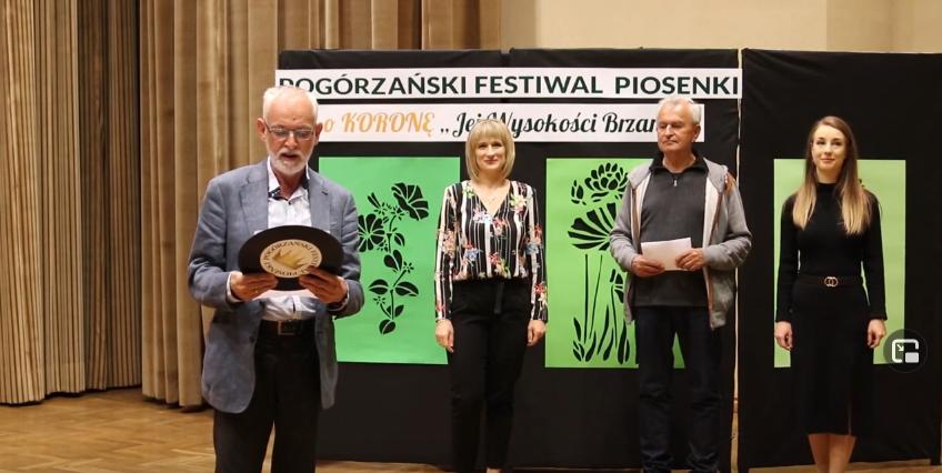 """Pogórzański Festiwal Piosenki o Koronę """"Jej Wysokości Brzanki"""" ONLINE został rozstrzygnięty!"""