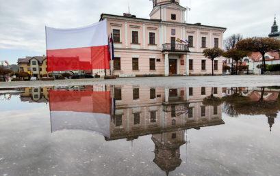 Dumni z biało-czerwonej świętowaliśmy Dzień Flagi Rzeczypospolitej Polskiej!