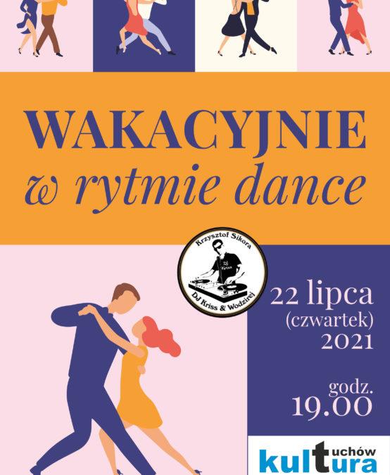 Wakacyjnie w rytmie dance